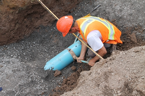 City of Moncton Water Main Renewal & Extension